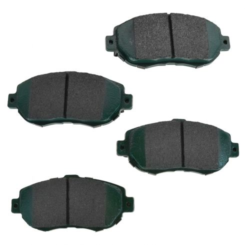 93-10 Lexus SC430 01-05 IS300 GS LS Front Premium Posi Ceramic Disc Brake Pads
