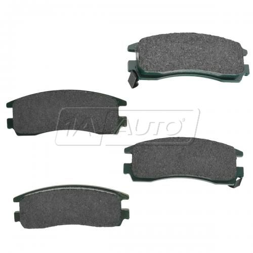09 Lacrosse 06-10 Impala 06-07 Monte Rear Premium Posi Ceramic Disc Brake Pads
