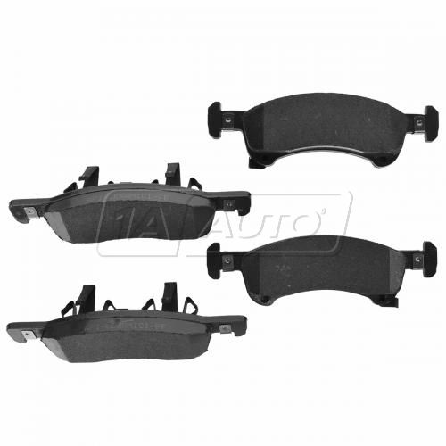 03-06 Expedition, Navigator, Front Premium Posi Ceramic Disc Brake Pads