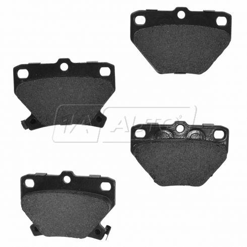 05-10 Scion tC; 00-08 Toyota Rear Premium Posi Ceramic Disc Brake Pads