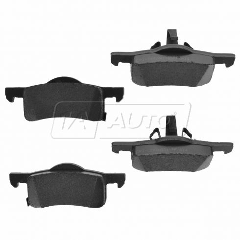 03-06 Expedition, Navigator, Rear Premium Posi Ceramic Disc Brake Pads