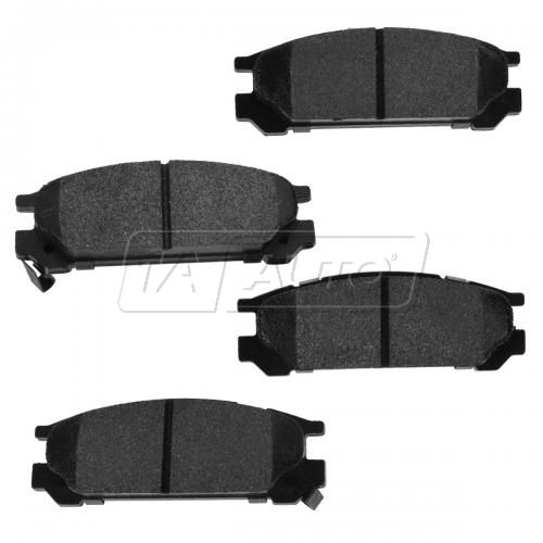 Subaru Rear Posi Semi-Metallic Disc Brake Pads (471)
