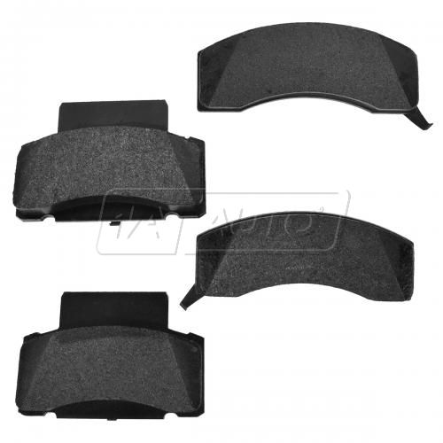 GMC Truck Front Posi Semi-Metallic Disc Brake Pads (MD459)