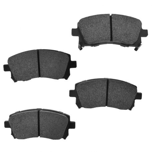 Subaru Front Posi Semi-Metallic Disc Brake Pads (721)