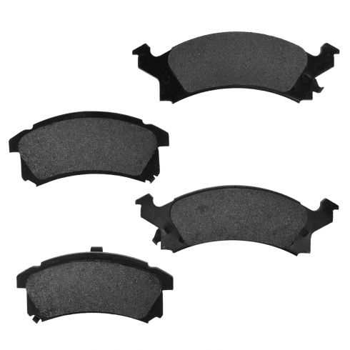 89-08 BMW Front Posi Semi-Metallic Brake Pads