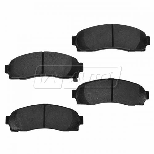 01-05 Explorer Ranger Mountaineer Front Posi Semi-Metallic Disc Brake Pads