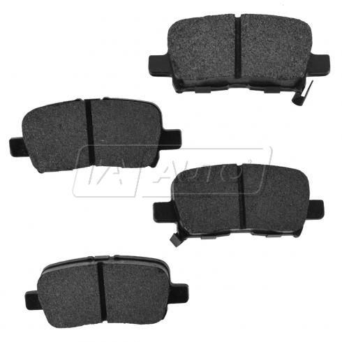 Honda Rear Posi Semi-Metallic Disc Brake Pads (865)