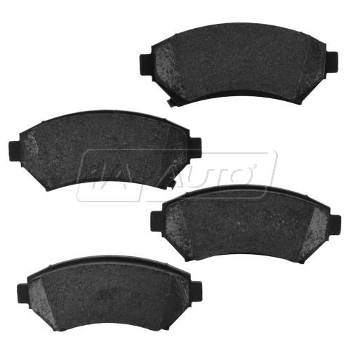 1997-05 GM Posi Semi-Metallic Disc Brake Pads Front