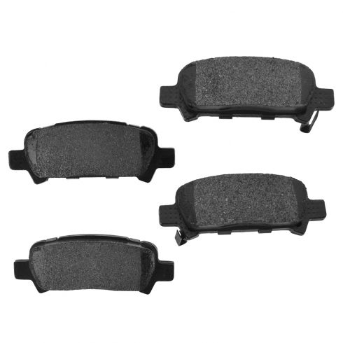 Subaru Rear Posi Semi-Metallic Disc Brake Pads (770)