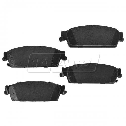 Chevy Truck Rear Posi Ceramic Disc Brake Pads (AXCD1194)