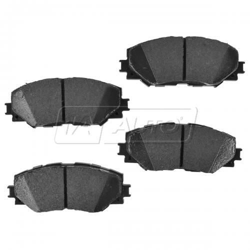Toyota Corolla Front Posi Ceramic Disc Brake Pads (CD1210)