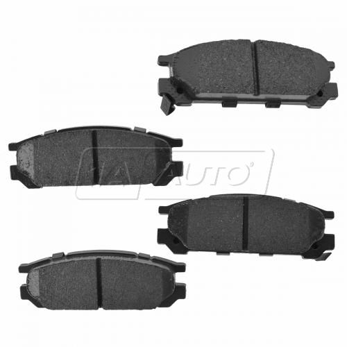 Subaru Rear Posi Ceramic Disc Brake Pads (471)