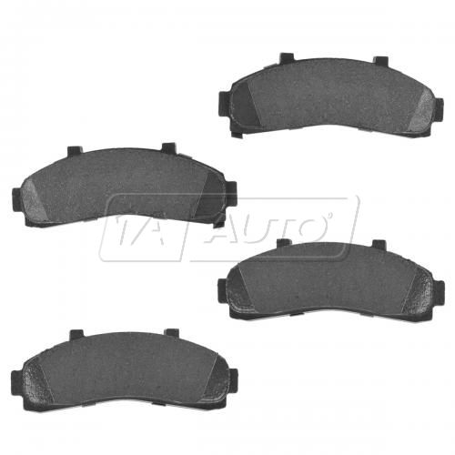 Ford Front Posi Ceramic Disc Brake Pads (CD652)