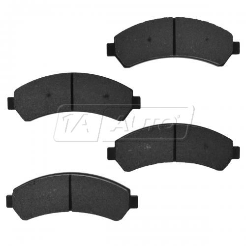 Chevy Front Posi Ceramic Disc Brake Pads (CD726)