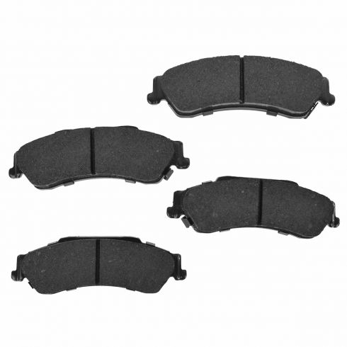 Chevy Rear Posi Ceramic Disc Brake Pads (729)