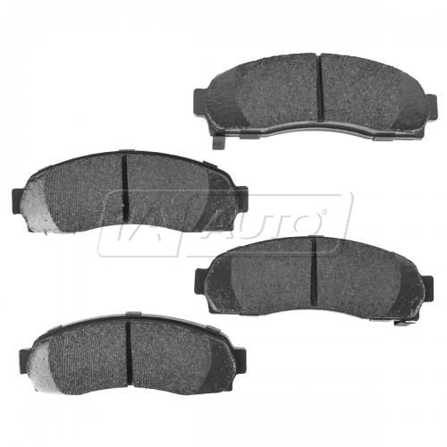 Ford Mercury Front Posi Ceramic Disc Brake Pads (833)