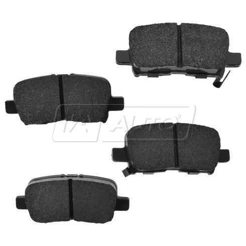 Honda Rear Posi Ceramic Disc Brake Pads (865)