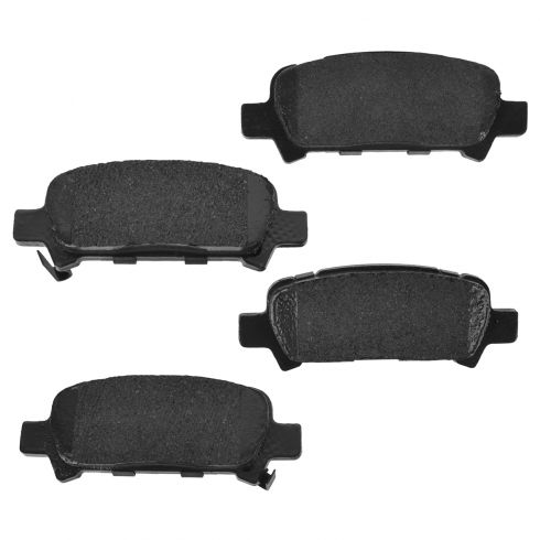 Subaru Rear Posi Ceramic Disc Brake Pads (770)