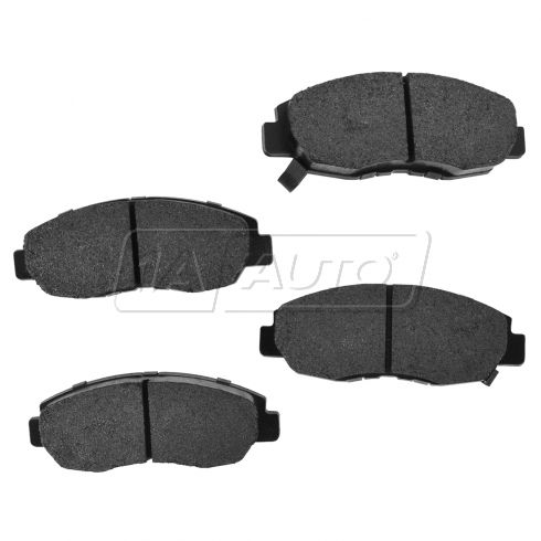 Front Premium Posi Semi-Metallic Disc Brake Pads (CD465)