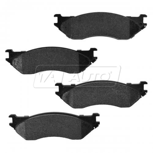 02-05 Dodge Ram, Front Premium Posi Metallic Disc Brake Pads