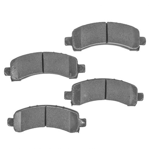 03-14 Express Savana 2500, 3500 Rear Posi Ceramic Disc Brake Pads