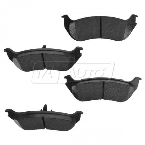 02-05 Explorer Rear Posi Ceramic Disc Brake Pads