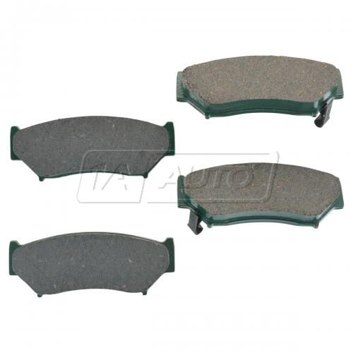 97-04 Tracker; 91-98 Sidekick; 99-04 Vitara Front Posi Ceramic Brake Pad Set