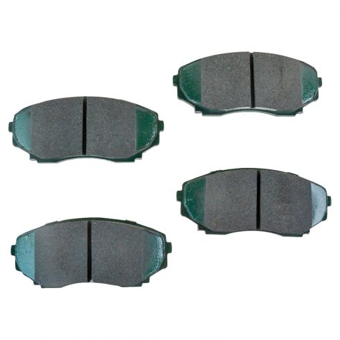 92-06 Mazda MPV Front Posi Ceramic Brake Pad Set