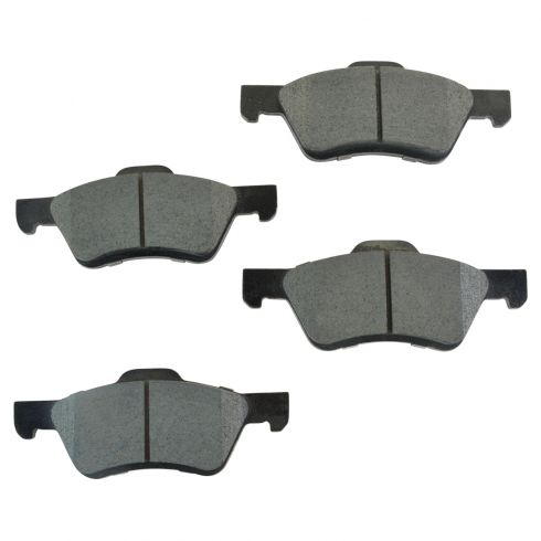 05-10 Escape; 05-11 Tribute, Mariner Front posi Metallic Brake Pad Set