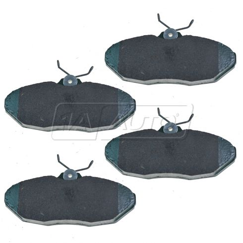 93-95 Tunderbird, Cougar; 93-94 Mark VIII Rear Posi Ceramic Brake Pad Set