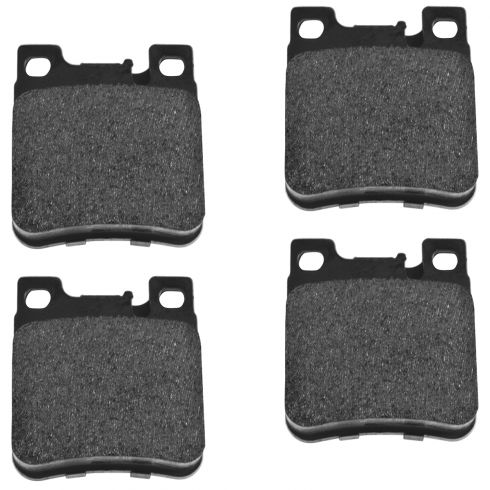 92-04 Mercedes Benz; 05-06 Crossfire Rear Posi Metallic Brake Pad Set