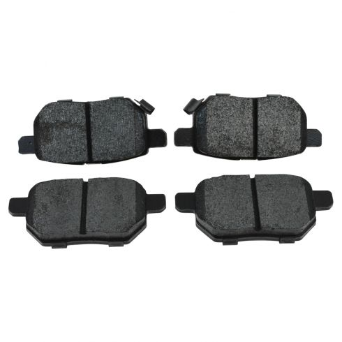 11-15 CT200H, 10-15 Prius Front Posi Metallic Brake Pad Set