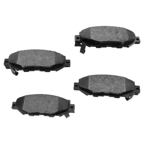 93-97 GS300, Supra; 92-00 SC300, SC400 Rear Semi-Metallic Brake Pad Set