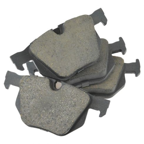 04-14 BMW Rear Ceramic Brake Pad Set