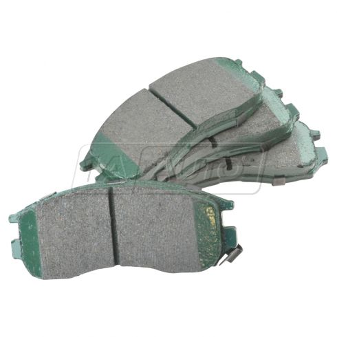 95-05 Seabring; 90-01 Eclipse Front Posi Ceramic Brake Pad Set