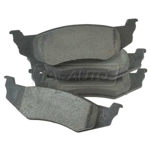 99-04 300M; 95-05 Neon Rear Ceramic Brake Pad Set