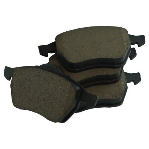 96-99 A4 Front Ceramic Brake Pad Set