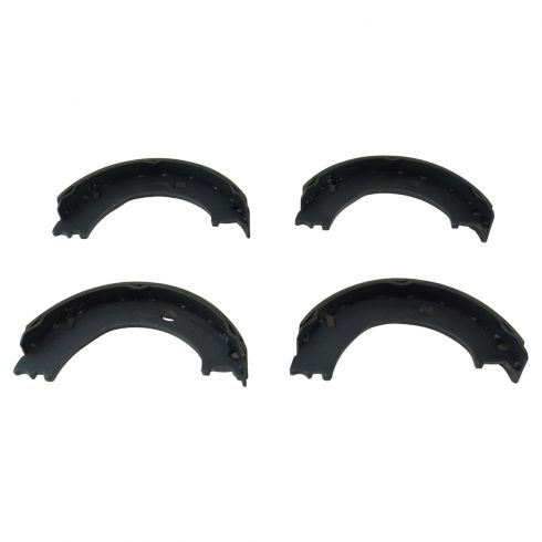 Chevy Ford Dodge Rear Parking Brake Shoe Set