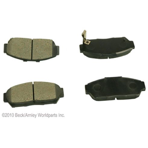 94-01 Acura Integra; 94-95 Honda Civic Front OE Sumitomo Disc Brake Pad Set