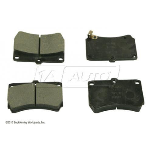 91-97 Ford; 01-02 Kia Rio; 90-98 Mazda Multifit Front OE Sumitomo Disc Brake Pad Set