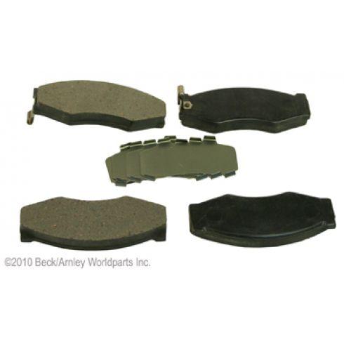 90-92 Infiniti M30; 84-97 Nissan Multifit Front OE Sumitomo Disc Brake Pad Set