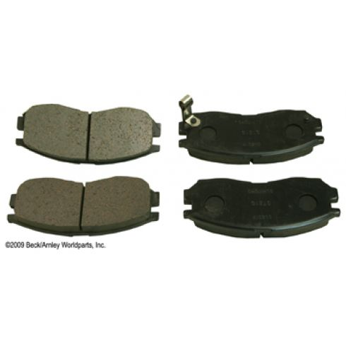 95-00 Dodge; 90-98 Eagle; 90-02 Mitsubishi; 90-94 Plymouth Multifit Sumitomo Disc Brake Pad Set