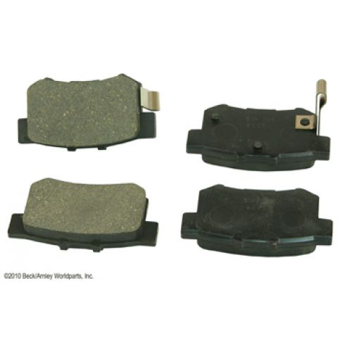 87-90 Acura Legend; 91-94 Accord Rear OE Sumitomo Disc Brake Pad Set