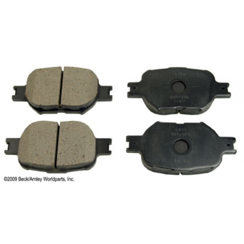05-10 Scion TC; 00-05 Celica Front OR Sumitomo Disc Brake Pad Set