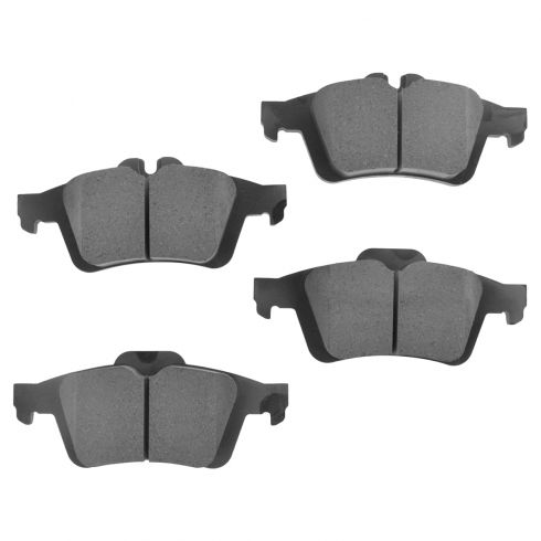 04-11 Mazda; 09-10 Saab 9-3; 04-11 Volvo Multifit Rear OE Sumitomo Disc Brake Pad Set