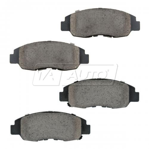 06-11 Honda Civic Front OE Hitachi Disc Brake Pad Set
