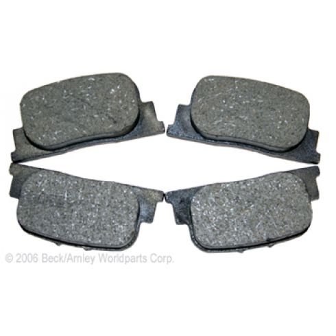 00-01 Lexus ES300; 05-10 Scion TC; 00-01 Toyota Camry Rear OE Hitachi Disc Brake Pad Set