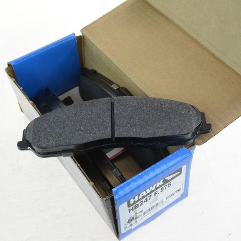 1997-04 Chevy Corvette Brake Pads Front HPS (Hawk)
