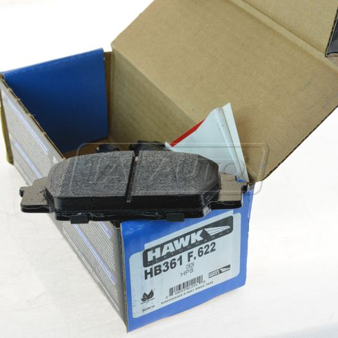 CSX RSX Type S Civic SI S2000 Front brake pad HPS (Hawk)