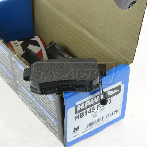 TL TSX 90-14 Accord Civic S2000 Rear Brake Pads HPS (Hawk)